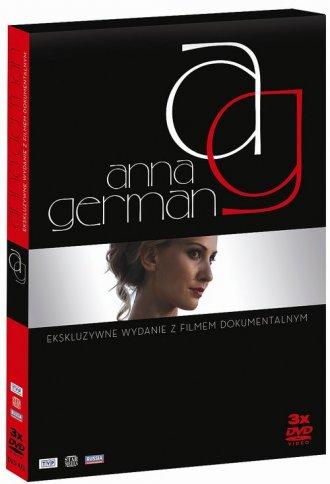 Anna German - okładka filmu