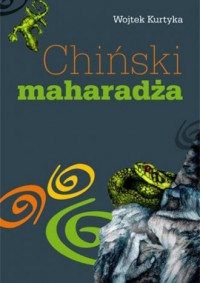 Chiński maharadża - okładka książki