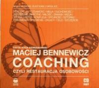 Coaching czyli restauracja osobowości (CD mp3) - pudełko audiobooku