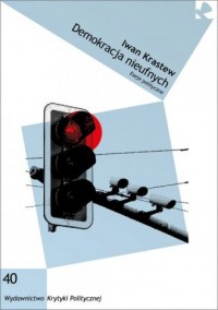 Demokracja nieufnych. Eseje polityczne - okładka książki