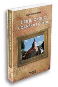 Dzieje okolic Gdańska i Gdyni - okładka książki