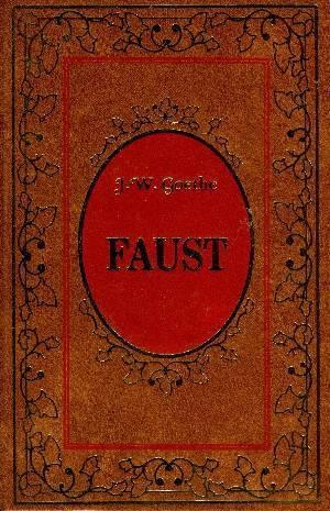 Faust - okładka książki