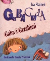 Gaba i Grzebień - okładka książki