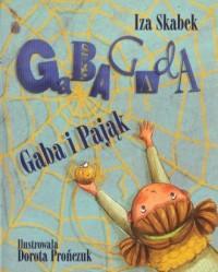 Gaba i Pająk - okładka książki