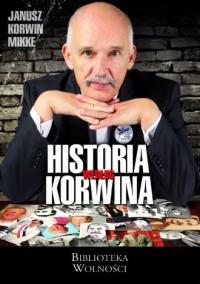 Historia według Korwina - okładka książki