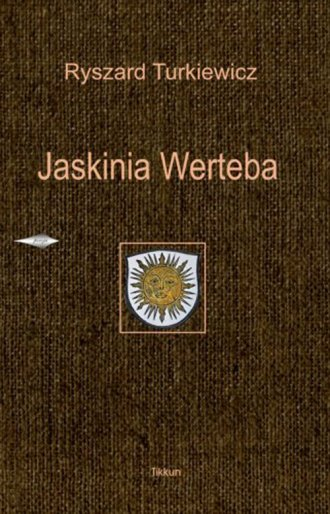 Jaskinia Werteba - okładka książki