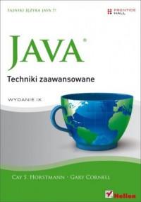 Java. Techniki zaawansowane - okładka książki