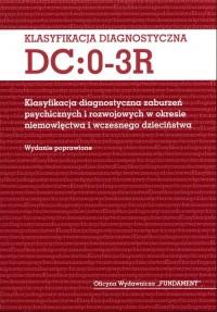Klasyfikacja diagnostyczna DC:0-3R - okładka książki