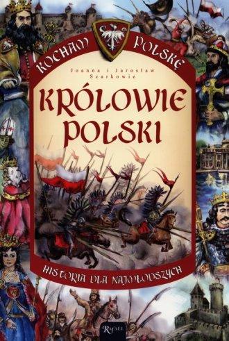 Królowie Polski. Seria: Kocham - okładka książki