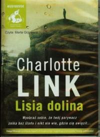 Lisia dolina (CD mp3) - pudełko audiobooku
