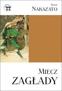 Miecz zagłady - okładka książki
