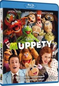 Muppety (Blu-ray) - okładka filmu