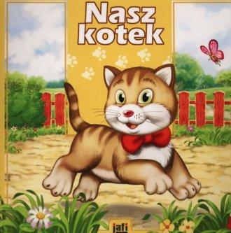 Nasz kotek - okładka książki