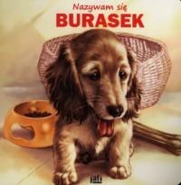 Nazywam się Burasek - okładka książki