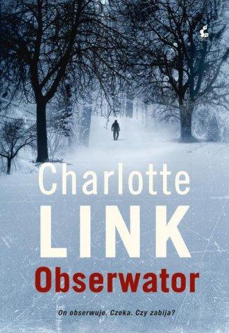 Obserwator - okładka książki