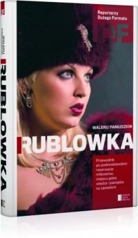 okładka książki - Rublowka