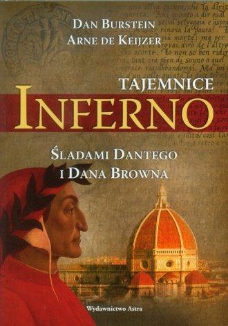 Tajemnice Inferno. Śladami Dantego - okładka książki