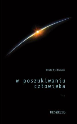 W poszukiwaniu człowieka - okładka książki