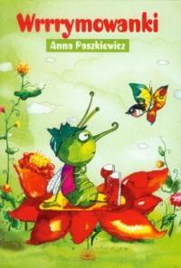 Wrrrymowanki - okładka książki