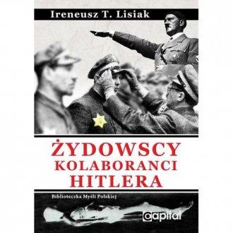 Żydowscy kolaboranci Hitlera - okładka książki
