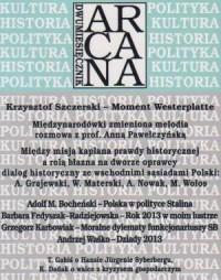Arcana nr 114 (6/2013) - okładka książki