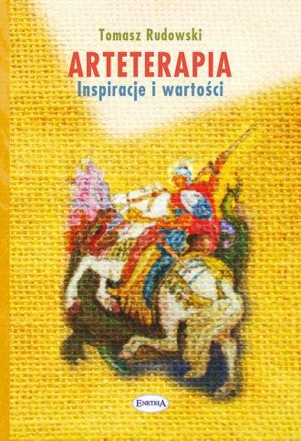 Arteterapia. Inspiracje i wartości - okładka książki