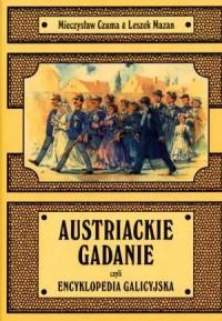 Austriackie gadanie czyli encyklopedia - okładka książki