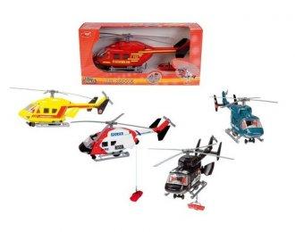 Helikopter ratunkowy (żółty) - zdjęcie zabawki, gry