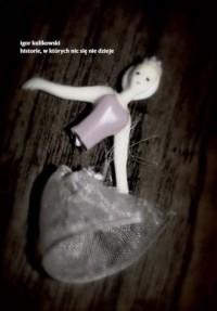 Historie, w których nic się nie dzieje - okładka książki