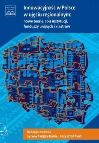 Innowacyjność w Polsce w ujęciu - okładka książki