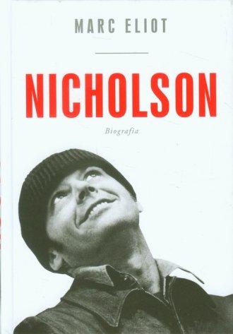 Jack Nicholson. Biografia - okładka książki
