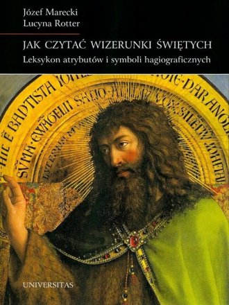 Jak czytać wizerunki świętych. - okładka książki