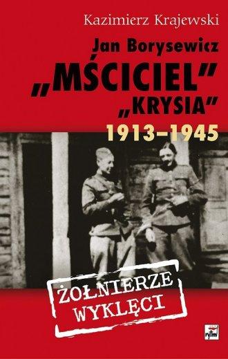 Jan Borysewicz Krysia, Mściciel - okładka książki