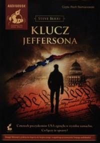 Klucz Jeffersona (CD mp3) - pudełko audiobooku