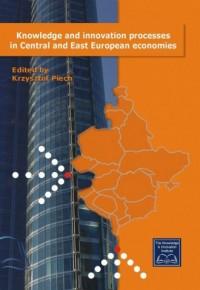 Knowledge and innovation processes in Central and East European economies - okładka książki