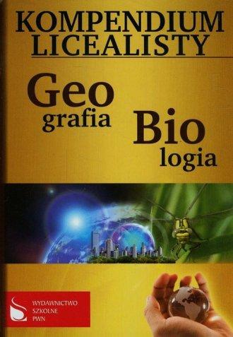 Kompendium licealisty. Biologia. - okładka podręcznika