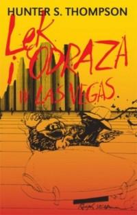 Lęk i odraza w Las Vegas - okładka książki