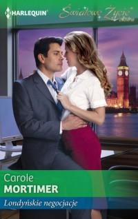 Londyńskie negocjacje. Seria: Światowe Życie Duo - okładka książki