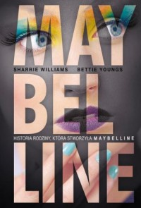 Maybelline - okładka książki