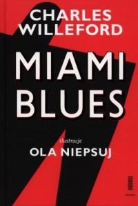 Miami blues - okładka książki