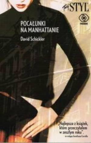 Pocałunki na Manhattanie - okładka książki