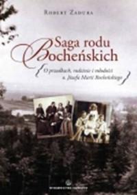 Saga rodu Bocheńskich - okładka książki