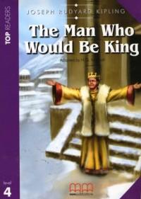The man who would be king. Top - okładka książki