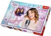 Violetta. Zaśpiewajmy (puzzle 500-elem.) - zdjęcie zabawki, gry
