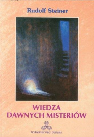 Wiedza dawnych misteriów - okładka książki