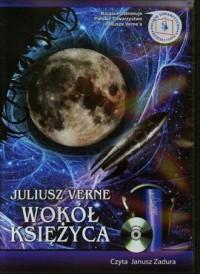 Wokół Księżyca (CD mp3) - pudełko audiobooku