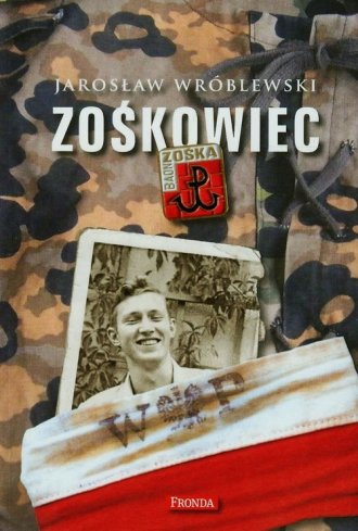 Zośkowiec - okładka książki