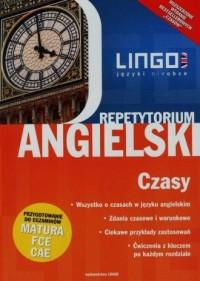 Angielski. Czasy. Repetytorium - okładka podręcznika