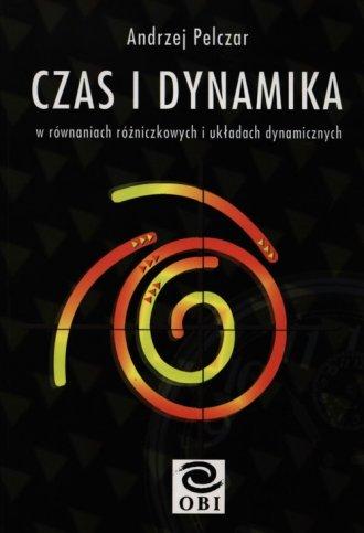 Czas i dynamika w równaniach różniczkowych - okładka książki