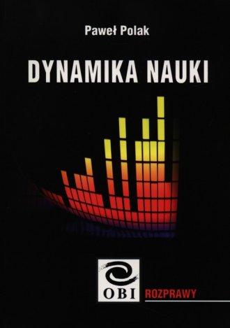 Dynamika nauki - okładka książki